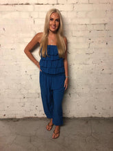 Load image into Gallery viewer, Ruffle Layered Jumpsuit