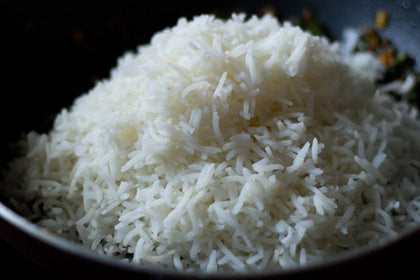 Rice (Annam) - Andhra Mess Indian Cuisinse