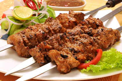 Mutton Kabab - Andhra Mess Indian Cuisinse