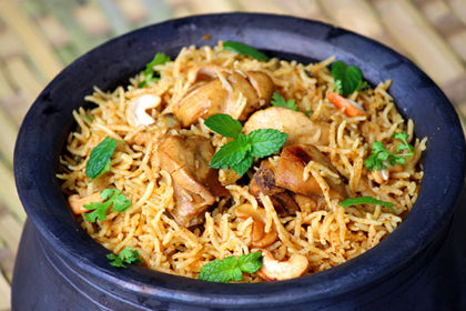 Royalseema Kodi Biryani - Andhra Mess Indian Cuisinse