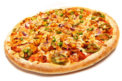 Chicken Tikka Pizza