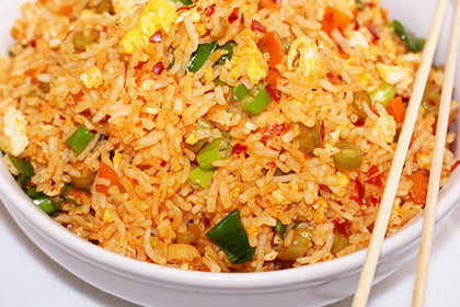 Schezwan Fried Rice(Egg) - Andhra Mess Indian Cuisinse