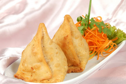 Samosa (2 pcs) - Andhra Mess Indian Cuisinse