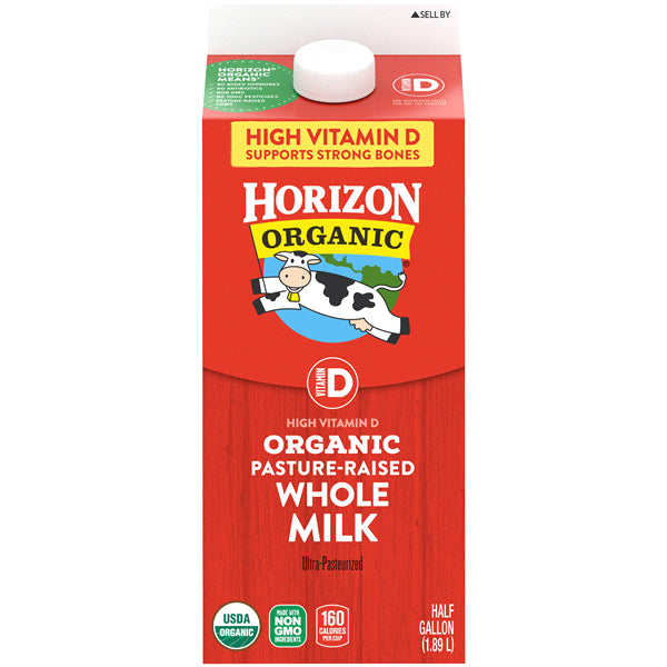 Horizon Organic Whole Milk