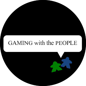 Gaming with the People YouTube Chanel logo