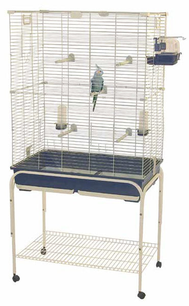 REFURB - Marchioro Paros 82 Bird Cage Small Parrots Cockatiels Large Parakeets