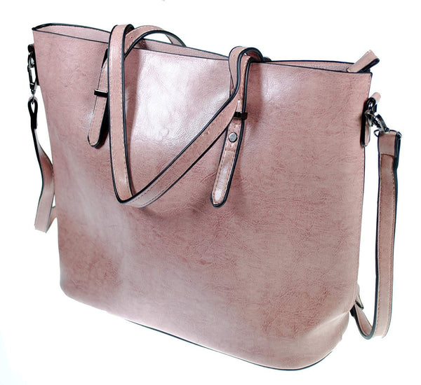 The Kyra Collection Womens Satchel Purse Shoulder Tote Bag