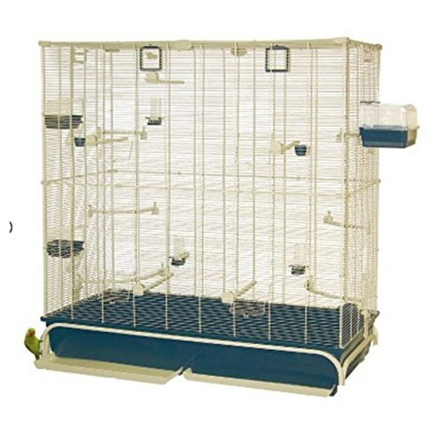 REFURBISHED - Marchioro Delfi 120 Birdcage for Small Parrots & Canaries
