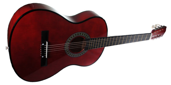 "38"" Starter Acoustic Guitar with Performer Package KIT Bag:Tuner:Pick"