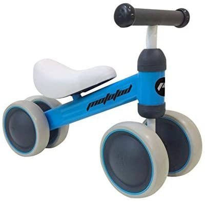 MotoTod Mini Baby and Toddler Balance Bike - No-Pedal - (10mo - 2yr)