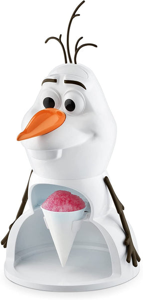 Disney DFR-613 Olaf Snow Cone Maker, White
