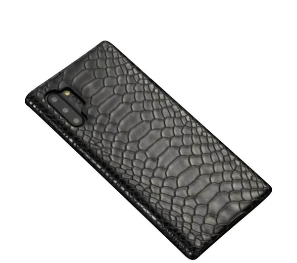 Vegan Leather Samsung Case