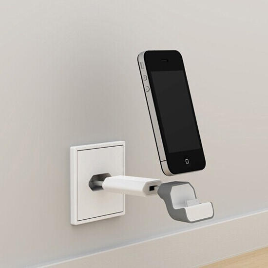 Smart Mobile Charging Phone Stand