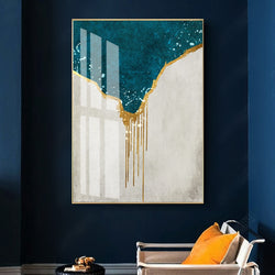 The Modern Classic Collection : Splash Watercolor 59x82cm (Unframed)