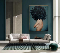 The Fashion Collection: Feathers (Unframed)