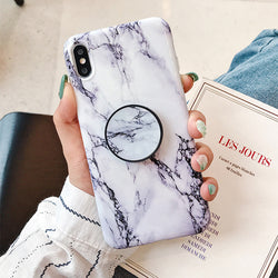 The Thought Leader Marble Case w/Kickstand