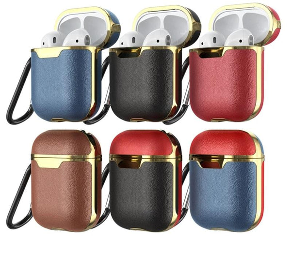 The Maven Leather Airpod Case