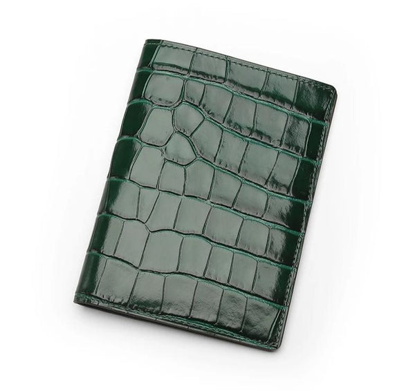 The Impressive Leather Passport Cover