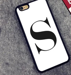 The Decision Maker Phone Cover : White