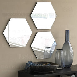 Ten Minute Upgrade! Self-Adhesive Mirrored Wall Stickers