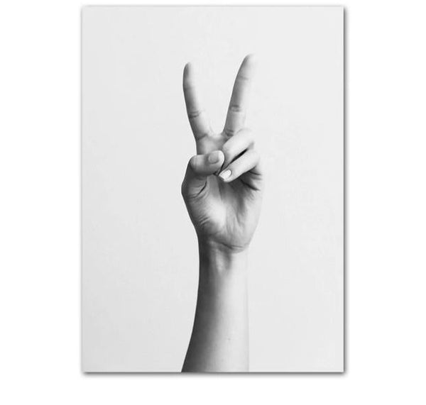 The Impressive Photo Collection: Peace (Unframed)