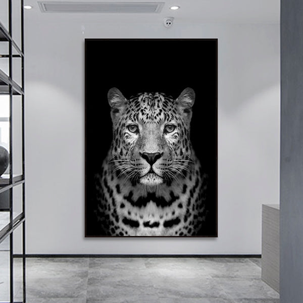 The Magnificent Safari Collection : Leopard (Unframed)