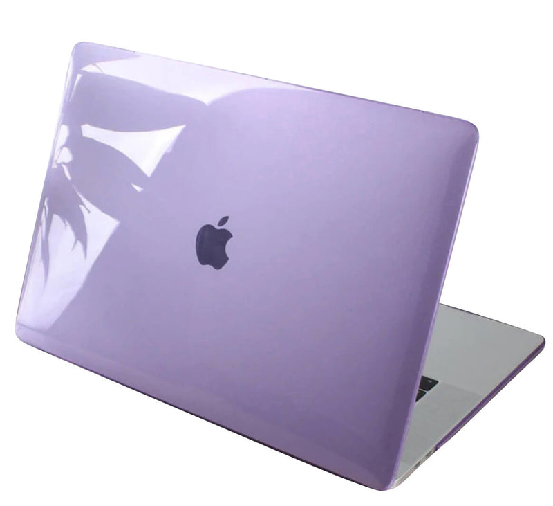 Boss Gloss Crystal Lavender Laptop Case