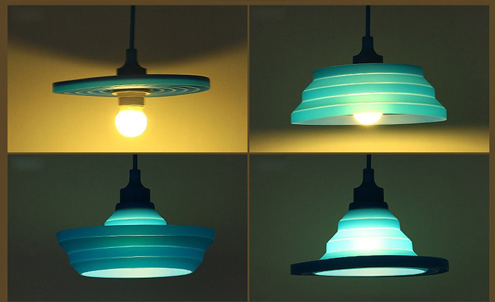 Colorful Hanging Light