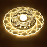 Load image into Gallery viewer, Galaxy Crystal Ceiling Light