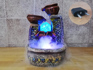 Rustic Fengshui Fountain