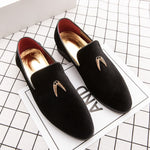 Load image into Gallery viewer, Velvet Dress Shoe