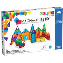 Load image into Gallery viewer, Magnatiles 48 pc