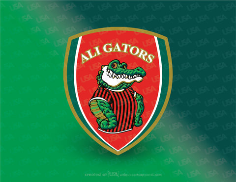 SPORT LOGO ALLIGATOR