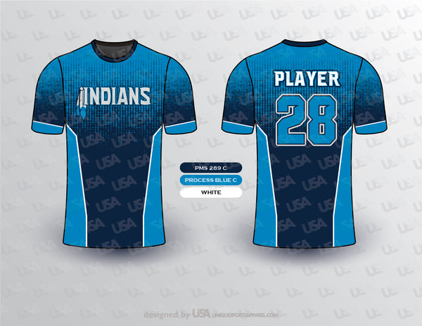INDIANS COMPRESSION SHIRT MOCKUP