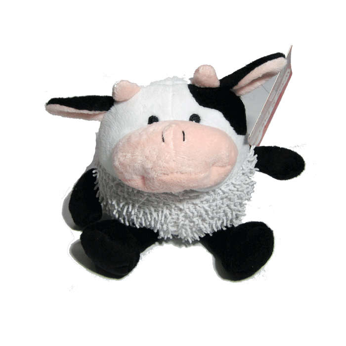 farms animal plush toy squeaker