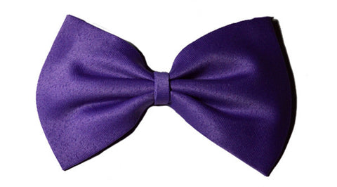 All Solid Color Bow Ties