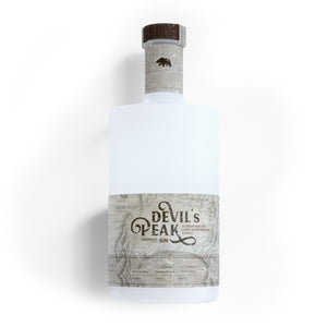 UNKNOWN Lands | Devil's Peak Gin - 500ml
