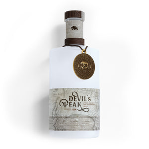 UNKNOWN Lands | Devil's Peak Gin - Limited Edition - 500ml