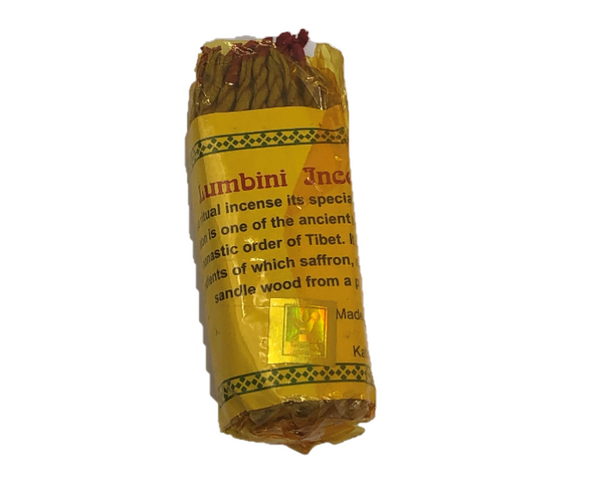 Tibetan Lumbini Rope Incense