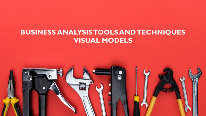 Business Analysis Tools and Techniques - Visual Models (self paced) - 7.5 PMI PDUs/IIBA CDUs