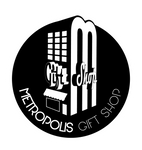 Metropolis Gift Shop official sticker