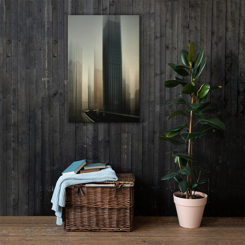 Falling Sky - Canvas Print