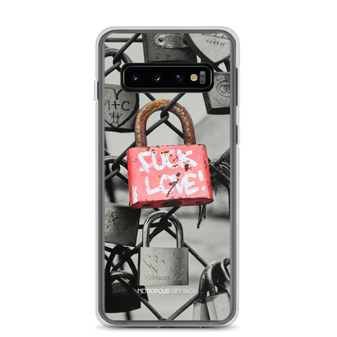 F**k Love - Samsung Case