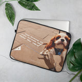Enjoy the view - Laptop Sleeve