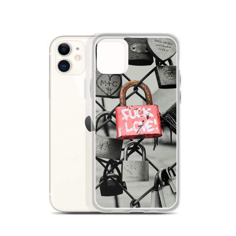 F**k Love - iPhone Case