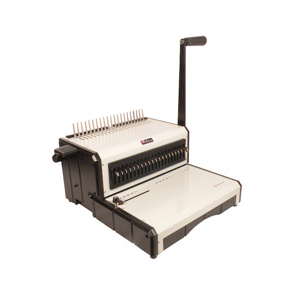 AlphaBind-CM Manual Plastic Comb Binding Machine