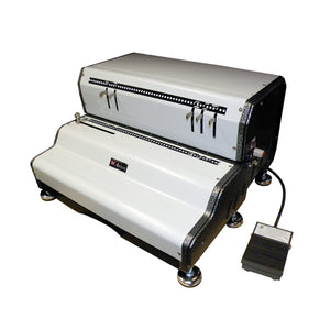 CoilMac-ECP Heavy Duty Electric Coil Punch Machine