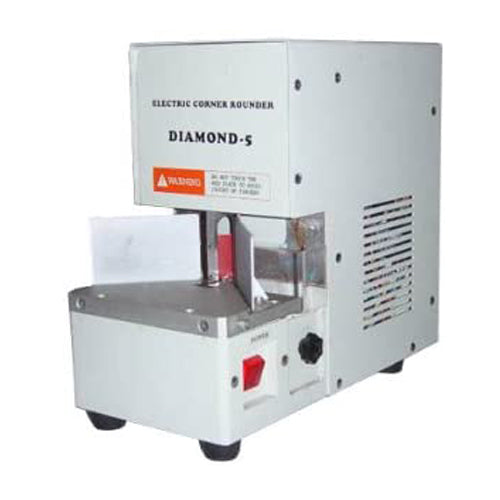 Diamond 5 Corner Rounding Machine