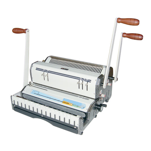 DuoMac-C41 / C51 Plastic Comb and Coil Binding Machine