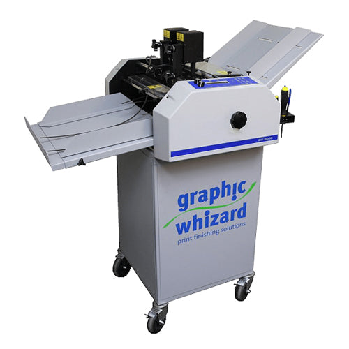 Graphic Whizard GW 3000 Numbering, Perforating, Scoring and Slitting Machine